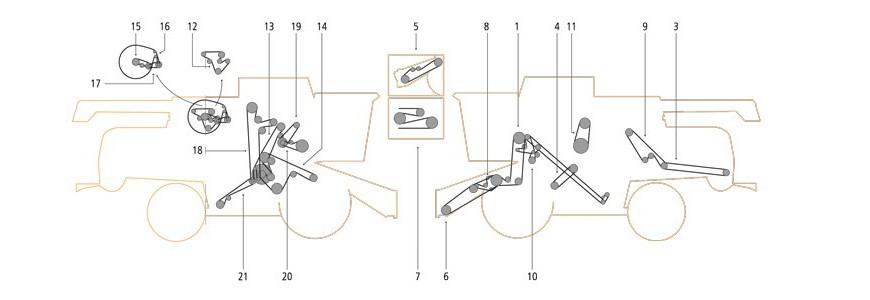 John Deere 9650 Self-Propelled Combine